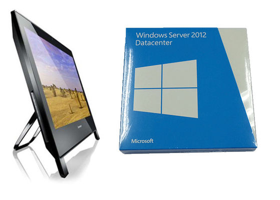 China Software auténtico estándar multi 2012 del OEM de la lengua FPP Windows Server fábrica